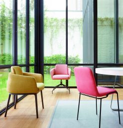 Ligne Roset Showcase Exciting New Products at BCFA Open Dublin