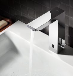 GROHE Eurocube E Infra-Red Tap
