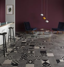 Amtico exhibiting as a BCFA member for the first time!