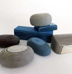 CDUK launches PaperStone®, a sustainable recycled, paper composite surface material