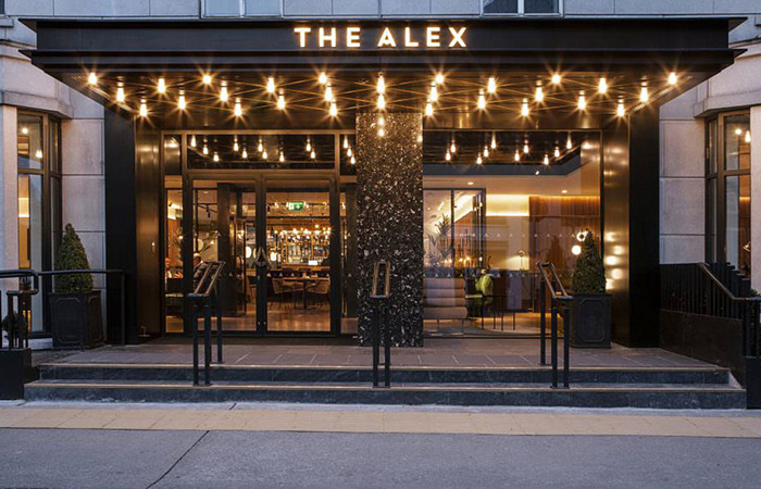 The Alex Outside