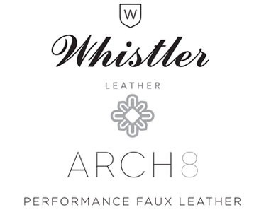 Whistler Leather Arch8 Logo