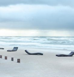 Exterior furniture of the highest quality and functional without compromising style