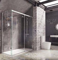 Exhibitor Q&A: Roman Showers