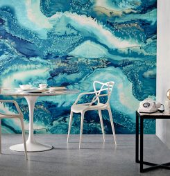 Anthology unique wallcovering designs are 'Creative thinking' for walls
