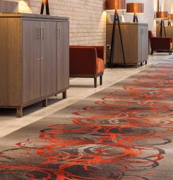Exhibitor Q&A: Ulster Carpets